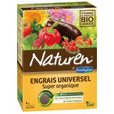 Engrais complet super organique Naturen - Sac 4 kg