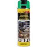 Traceur de chantier Motip - Vert fluo - 500 ml