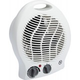 Radiateur soufflant avec ventilation froide Varma - 2000 W - Blanc