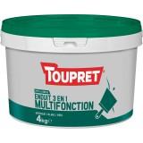 Enduit multifonction 3 en 1 Toupret - 4 kg