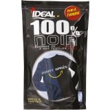 Teinture tissus 100 % Ideal - Sachet de 400 g - Noir