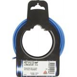 Fil H07 V-U 2,5 mm² Dhome - Longueur 5 m - Bleu