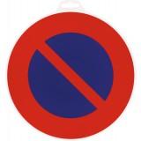Panneaux de signalisation ronds Outibat - Stationnement interdit