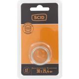 Bague de réduction métal pour lame de scie circulaire SCID - 30 x 25,4 mm - Vendu par 2