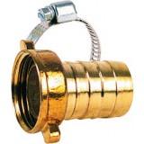 Nez de robinet Cap Vert - Filetage 15 x 21 mm - Diamètre 15 mm