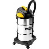 Aspirateur eau et poussières inox -  30 litres