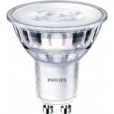 Ampoule LED réflecteur dimmable GU10 Philips - 260 Lumens - 4,4 W