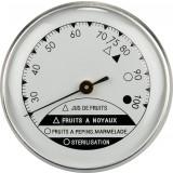 Thermomètre pour stérilisateur Stil - 0 à 100°C