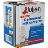 Traitement anti-salpêtre Julien - Bidon 2,5 l