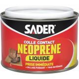 Colle contact néoprène liquide - Boîte métal 250 ml