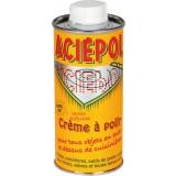 Nettoyant acier Aciepol - Bidon 250 ml - Tâches tenaces