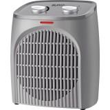 Radiateur soufflant à thermostat mécanique Soufleo - 2000 W - Gris
