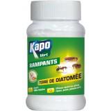 Terre de diatomée traitement insectes rampants Kapo vert - 100 g