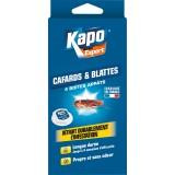 Boîte appât cafards et blattes Kapo Expert - Vendu par 4