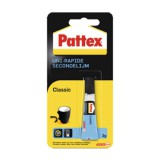 Colle cyanoacrylate Uni-Rapide Pattex - Classic - Tube 3 g
