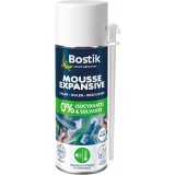 Mousse Expansive Acrylique - Blanc - 375 ml - Bostik