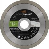 Disque diamanté carreleur expert SCID - Diamètre 125 mm