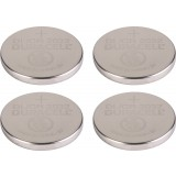 Pile CR2032 Duracell - Piles boutons - 3 V - Lithium - Blister de 4