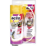 Insecticide guêpes et frelons kit Acto - 300 ml
