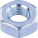 Ecrou hexagonal acier zingué  - Ø10mm - 100pces - Fixpro