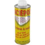 Nettoyant acier Aciepol - Bidon 250 ml - Entretien normal