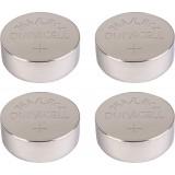 Piles LR44 Duracell - 1,5 V - Alcaline - Blister de 4