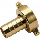 Nez de robinet et collier de serrage Cap Vert - Filetage 33 x 42 mm - Diamètre 25 mm