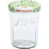 Confiturier à capsule Le Parfait - 385 ml - 12 dont 1 gratuit
