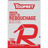 Enduit pour reboucher R poudre Toupret - 1 kg