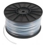 Bobine dévidoir cristal non armé Cap Vert - Longueur 150 m - Diamètre intérieur 6 mm - Extérieur 9 mm