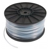 Bobine dévidoir cristal non armé Cap Vert - Longueur 66 m - Diamètre intérieur 10 mm - Extérieur 14 mm