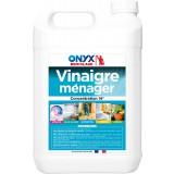 Vinaigre ménager 14° Onyx - 5 l