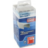 Agrafe n°53 Rapid Agraf - Hauteur 14 mm - 5000 agrafes