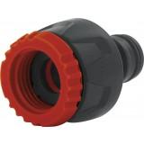 Nez de robinet avec réducteur Cap Vert - Filetage 15 x 21 - 20 x 27