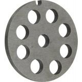 Grille pour hachoir manuel Tellier - Pour n°10 - Diamètre trou 12 mm