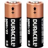Piles MN21 Duracell - 12 V - Alcaline - Blister de 2