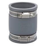 Manchette souple multi-matériaux à joint Girpi - Femelle / Femelle - Diamètre 50 mm