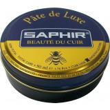 Cirage pâte de luxe Saphir - Noir - 50 ml