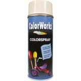 Peinture brillante Colorworks - Blanc électroménager
