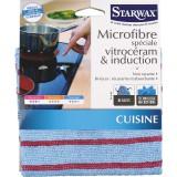 Microfibre spéciale vitrocéramique et induction Starwax - Longueur 30 cm