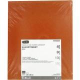 Papier de verre Silex SCID - Grain 40, 80, 100, 150 - Vendu par 15