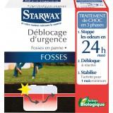 Traitement fosses bloquées Starwax - Boîte 200 g