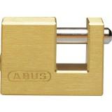 Cadenas laiton de sureté rectangulaire Abus - Anse 13 mm - Longueur 70 mm