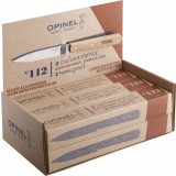 Couteau office Opinel - Inox - N°112 - Vendu par 13