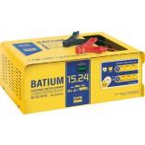 Chargeur de batterie Batium 15-24 automatique à micro processeur Gys