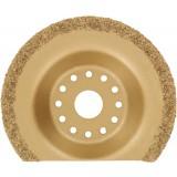 Lame de scie segmentée concrétion carbure de tungstène SCID - Diamètre 64 mm