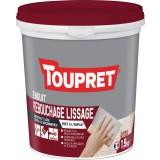 Enduit Rebouchage Lissage - Toupret - 1.5 kg