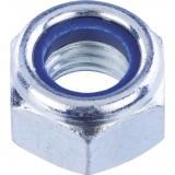 Ecrou hexagonal indesserrable acier zingué  - Diamètre 12mm - 50pces - Fixpro