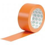 Adhésif PVC plastifié orange - 48 mm - 33 m - Antalis