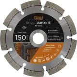 Disque diamanté polyvalent professionnel SCID - Diamètre 150 mm
